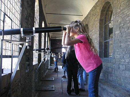 telescopi Palazzo Vecchio